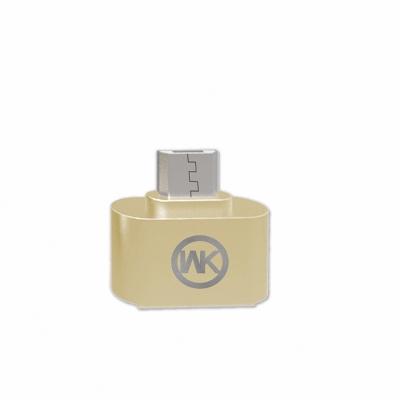 WK香港潮牌 Micro USB to USB 轉接頭WK OTG-MU