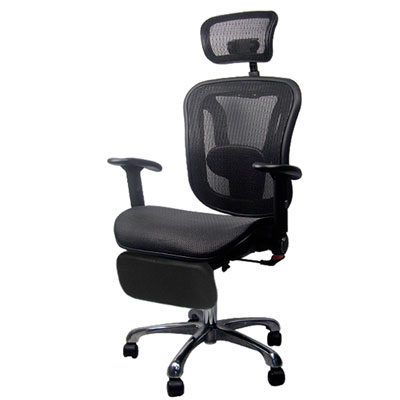 Design 索尼工學坐臥2用全網椅/辦公椅/電腦椅