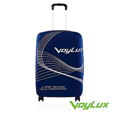Voylux 伯勒仕-高彈性行李箱套(適用26-29吋)-藍色-3785219
