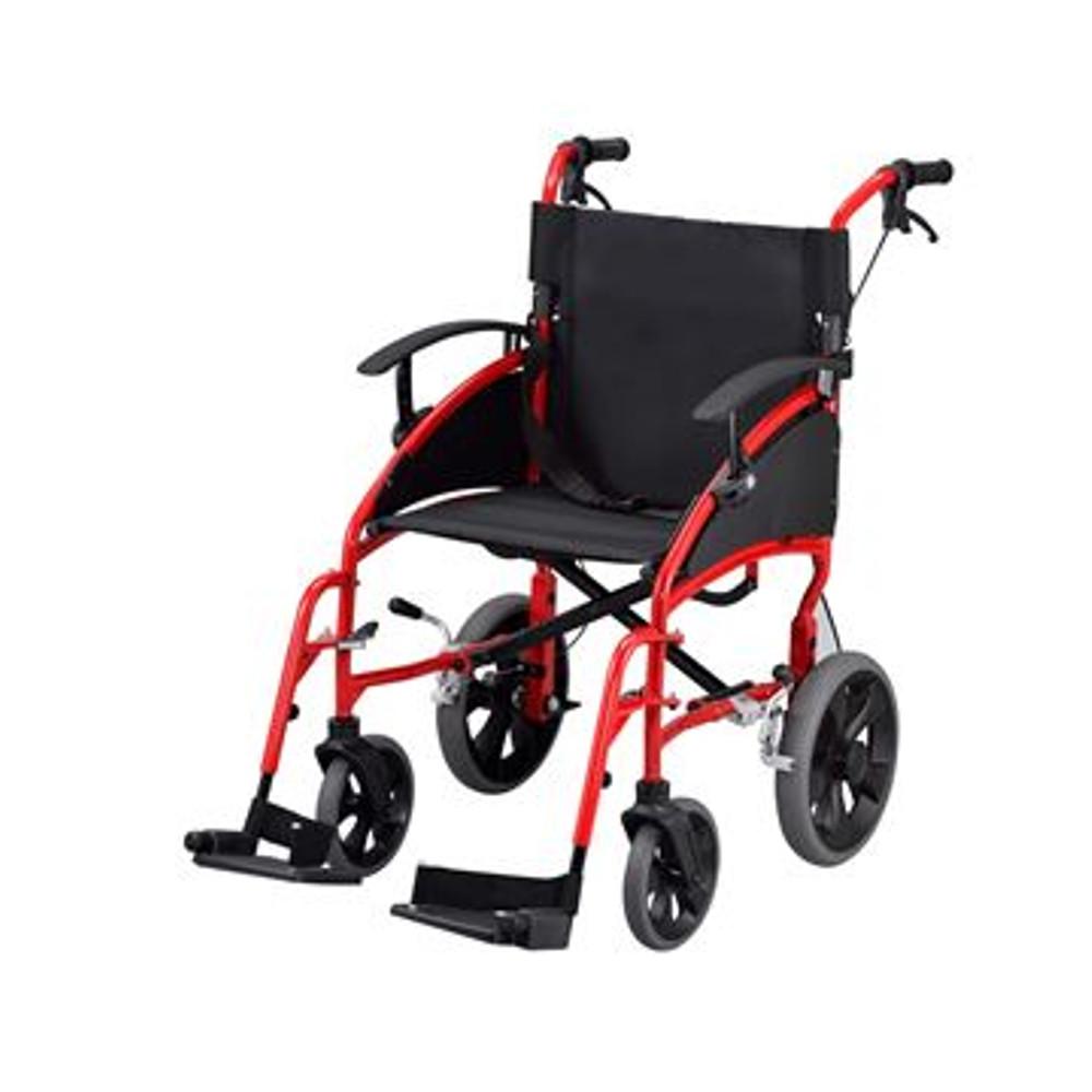 光星Venus介護型休閒輪椅 紅色