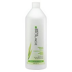 MATRIX 美傑仕 皂皮樹潔淨洗髮精1000ml