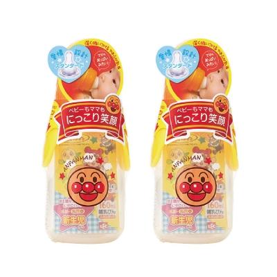 麵包超人-標準型奶瓶160ml+圓孔奶嘴(0m+)-2組