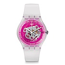 Swatch The Swatch Vibe PINKMAZING 迷幻亮粉手錶