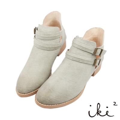 iki2-x-A-c-chi-chi-透視真皮短靴-灰