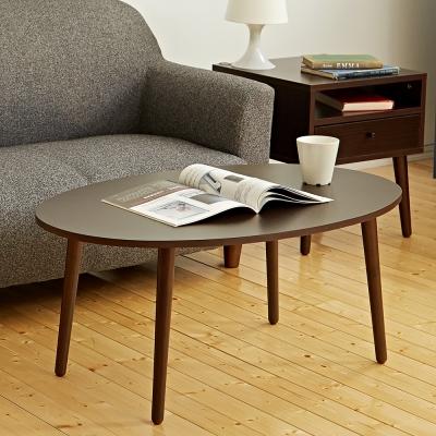 Bed Maker-金黃網球 隨手桌/大茶几‧實木桌腳 台灣製造(四色)