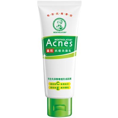 曼秀雷敦 Acnes 藥用抗痘洗面乳 100g