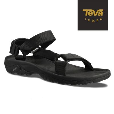 TEVA 美國-男 Hurricane XLT 機能運動涼鞋 (黑)