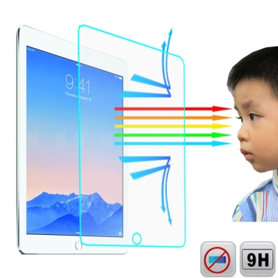 Ezstick Apple iPad Air Air2 抗藍光鋼化玻璃膜