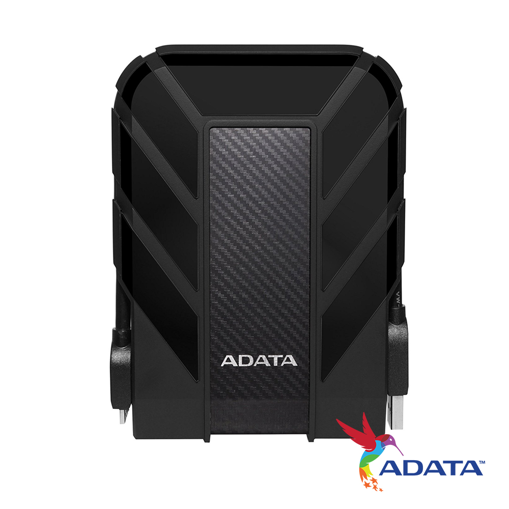 ADATA威剛 Durable HD710Pro 1TB 2.5吋行動硬碟-黑色