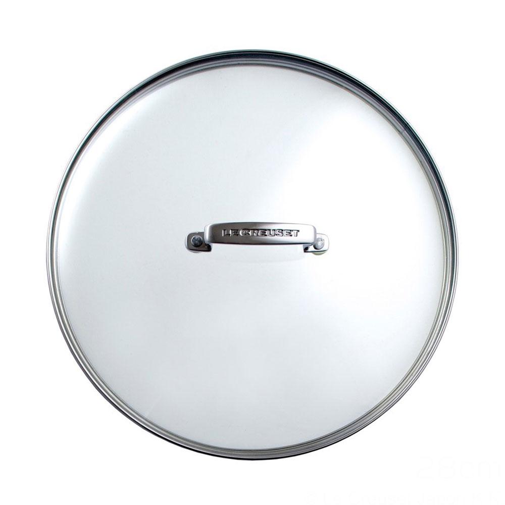LE CREUSET TNS 玻璃鍋蓋