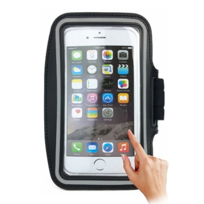 DataStone 運動臂套/防水透氣/可觸控 4吋以下手機通用