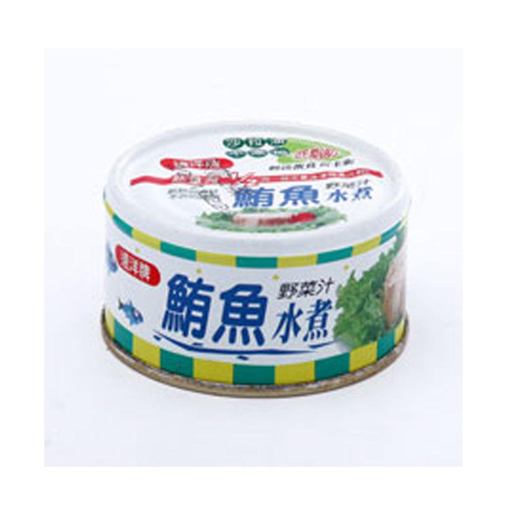 遠洋 水煮鮪魚(90gx3入)