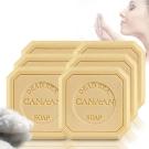 以色列CANAAN 死海鹽礦物菁華洗面皂100g六入