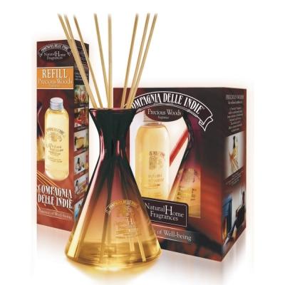 意妮雅-天然精油香薰能量竹瓶-珍貴木質