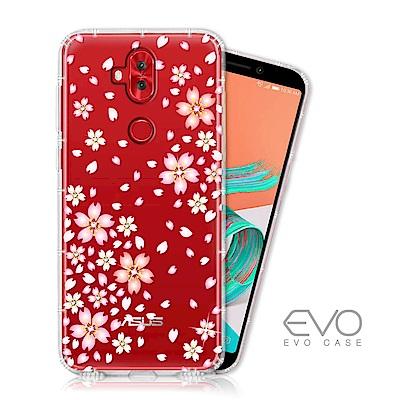 EVO CASE ASUS ZenFone 5Q 奧地利水鑽殼 - 櫻花