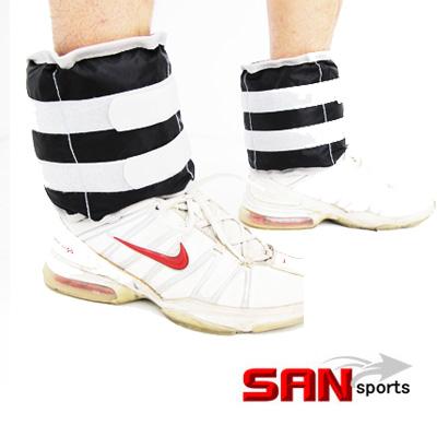 【SAN SPORTS】 10磅重量訓練綁腿沙包
