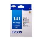 EPSON NO.141 量販包-四顆包裝(T141650)
