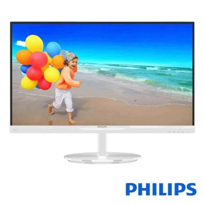 PHILIPS 224E5QSW (白)  22型寬IPS電腦螢幕