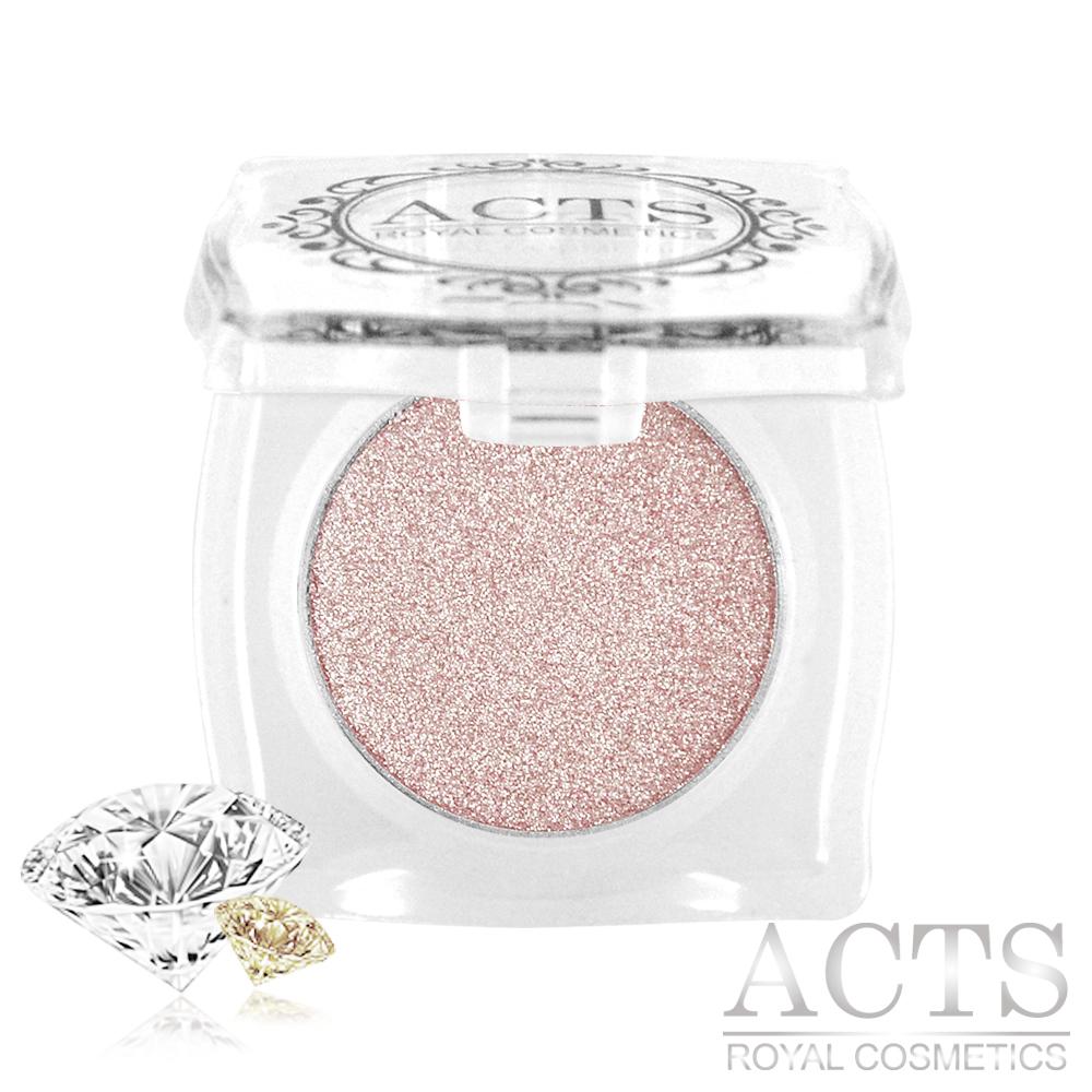 ACTS維詩彩妝 魔幻鑽石光眼影 香檳金鑽D620