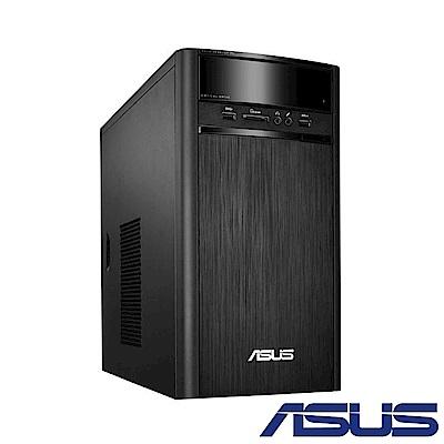 ASUS華碩 K31電腦(I5-7400/8G/1TB+128SSD/GT1030(福利品)