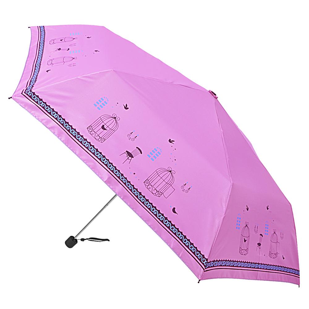 2mm 銀膠抗UV 鳥籠物語超細鉛筆傘 (粉紅)