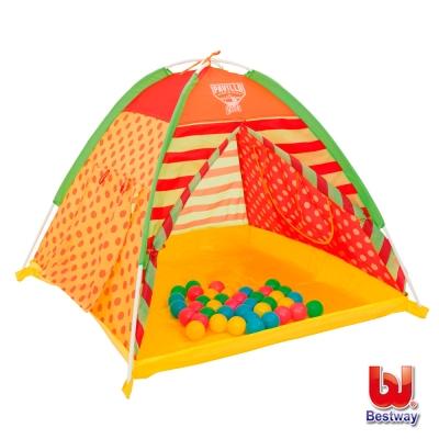 《凡太奇》Bestway。兒童帳篷式球池(附40顆球)68080