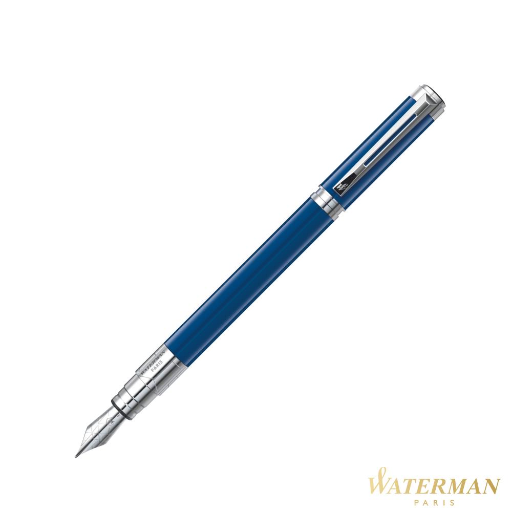 WATERMAN 透視系列 法藍白夾 鋼筆