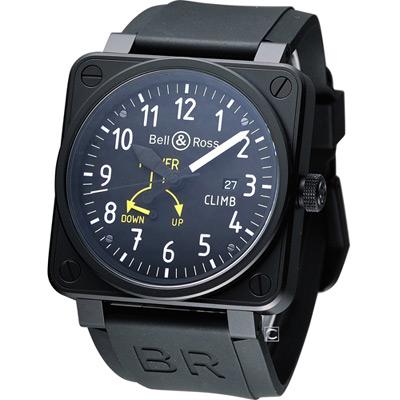 Bell & Ross 垂直速率動力儲存機械錶-46mm
