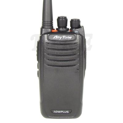 AnyTone AT~10WPLUS 長距離 業務型 無線電對講機