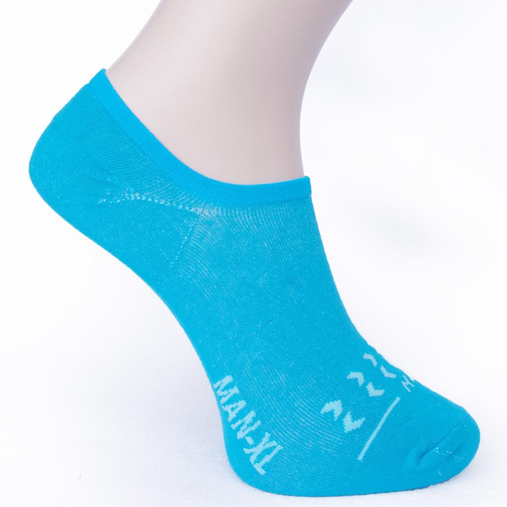 MIT 加大版 矽膠防脫滑隱形襪 26-32cm三雙 SE914