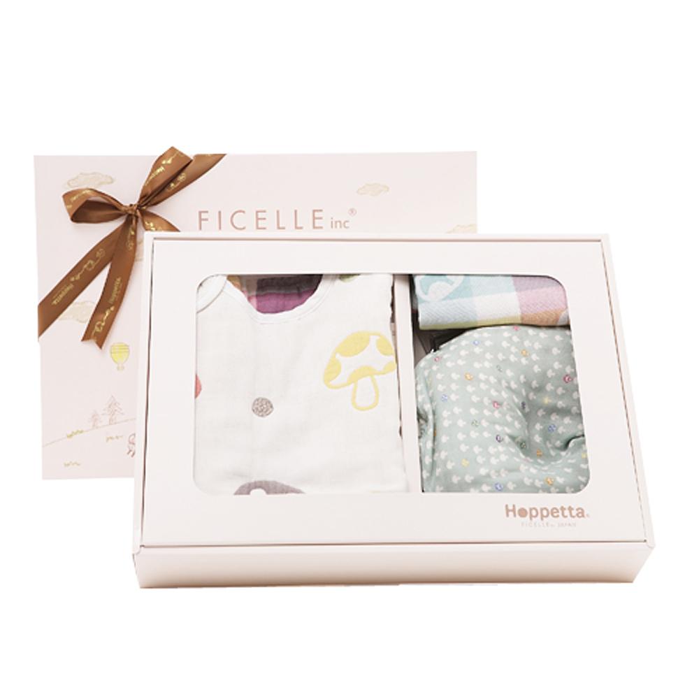【Hoppetta】幸福降臨 寵愛蘑菇禮盒