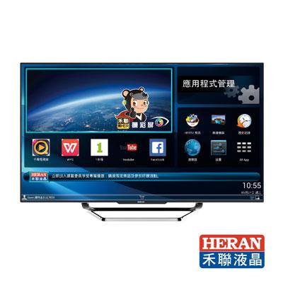 HERAN禾聯 42型 智慧雲端新視界 LED液晶顯示器+視訊盒 HD-42AC3