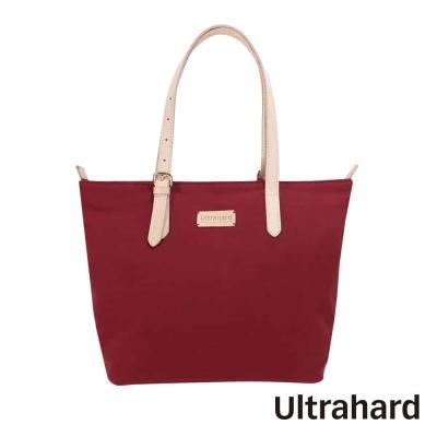 Ultrahard Classic 經典皮革托特包-紅