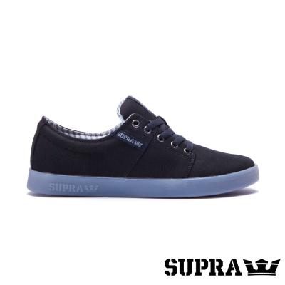 SUPRA Stacks II系列男鞋-黑/灰