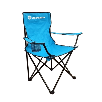 Tree Walker 休閒扶手椅 淺藍
