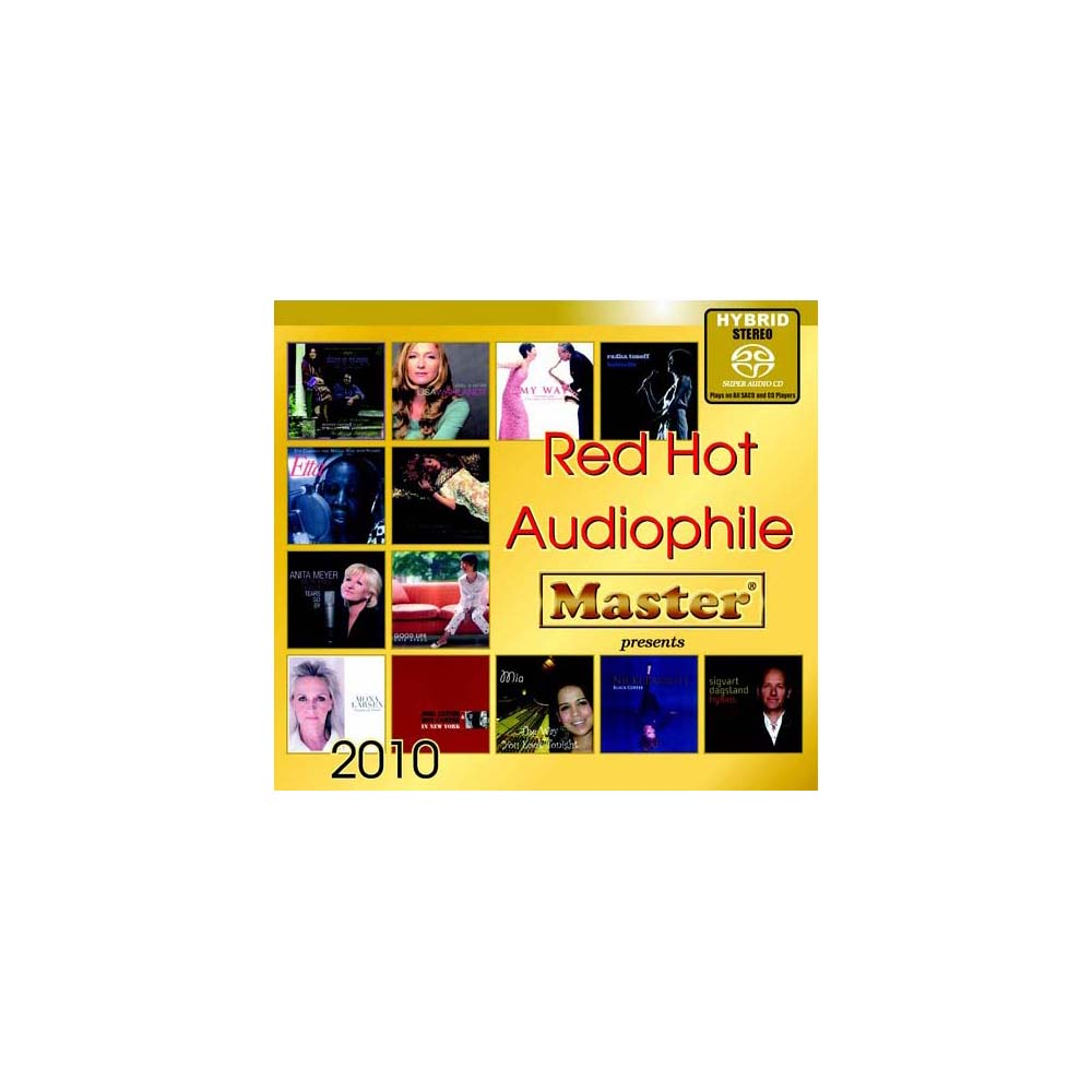 黃色發燒碟2010 SACD