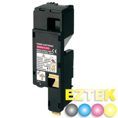 EZTEK Fuji-Xerox CT201593 紅色高容量環保碳粉匣
