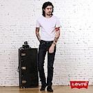 牛仔褲 男款 511 低腰窄管 硬挺無彈性 - Levis - 動態show