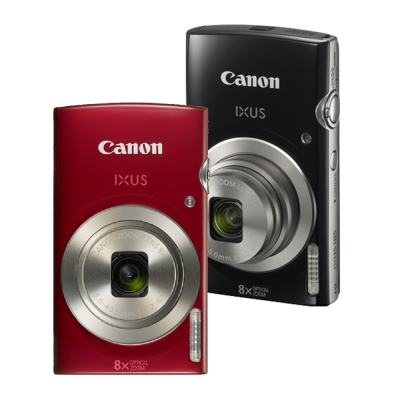 Canon IXUS 185 28mm廣角時尚隨身機(公司貨)