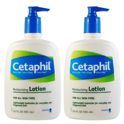 Cetaphil舒特膚 溫和乳液20oz (2入特惠)