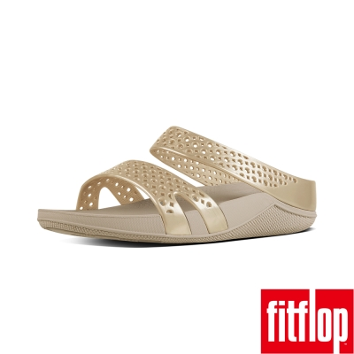 FitFlop TM-WELLJELLY Z-SLIDE-金色