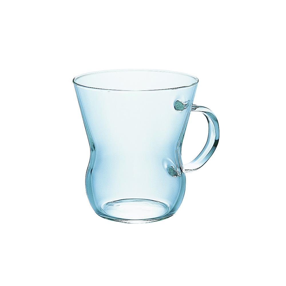HARIO-獨享清透玻璃杯300ml / HUT-8T