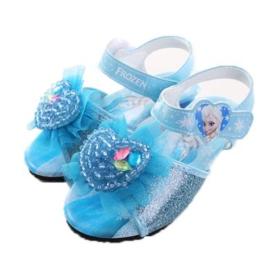 冰雪奇緣涼鞋 sa64126