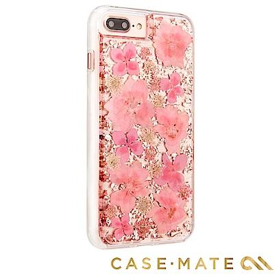 美國 Case-Mate iPhone 8+ / 7+ 真實花朵防摔手機殼 - ...