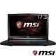 MSI微星-GT73VR-093-17吋電競筆電