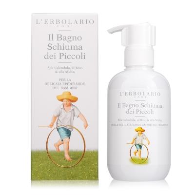 L-ERBOLARIO 蕾莉歐 花園寶寶沐浴乳(200ml)