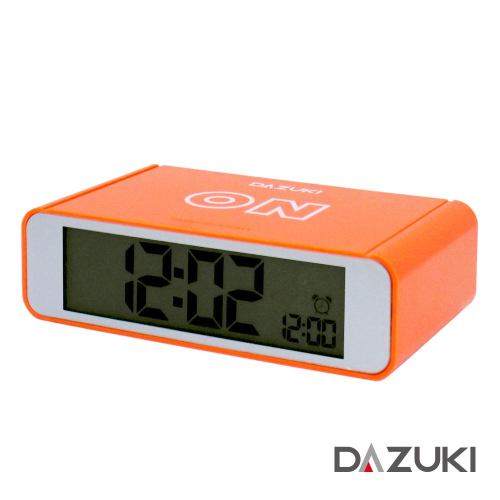 DAZUKI 翻轉背光電子鬧鐘 LA-103