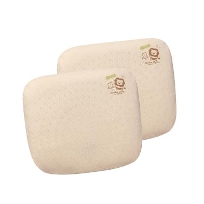 小獅王辛巴 大地系有機棉乳膠塑型枕(26X30cm)2入組