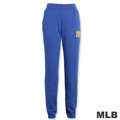 MLB-紐約洋基隊棉褲-藍(女)