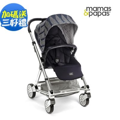 【Mamas & Papas】Urbo2 都會銀雙向手推車-阿茲特克